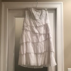Lilly Pulitzer Arden white embroidered dress